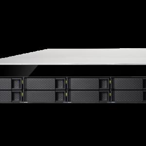 QNAP TS-883XU-RP-E2124-8G 8-Bay, 2U Rack-mountable NAS with 3.30 GHz Intel Xeon E CPU and 8GB RAM