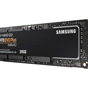 Samsung 970 Evo Plus 250GB NVMe SSD