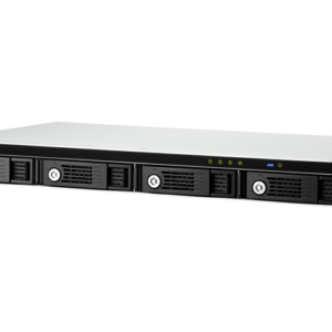 QNAP TR-004U 4-Bay, 1U Rack-mountable (rails included) Expansion Unit