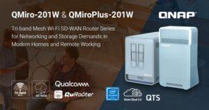 QNAP Launches the QMiro-201W & QMiroPlus-201W
