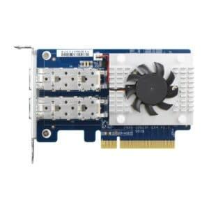 QNAP QXG-10G2SF-CX4 Dual-port 10GbE Network Card