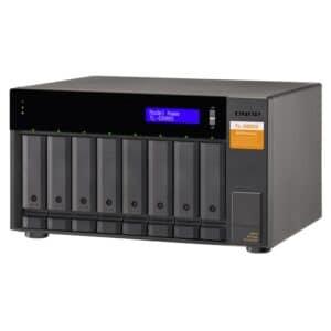 QNAP TL-D800S 8-Bay Tower Storage Enclosure
