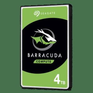 Seagate Barracuda 4TB Laptop Hard Disk Drive