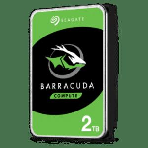 Seagate Barracuda 2TB Desktop Hard Disk Drive