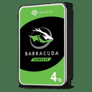 Seagate Barracuda 4TB Desktop Hard Disk Drive